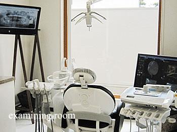 くれいし歯科西川原院待合室